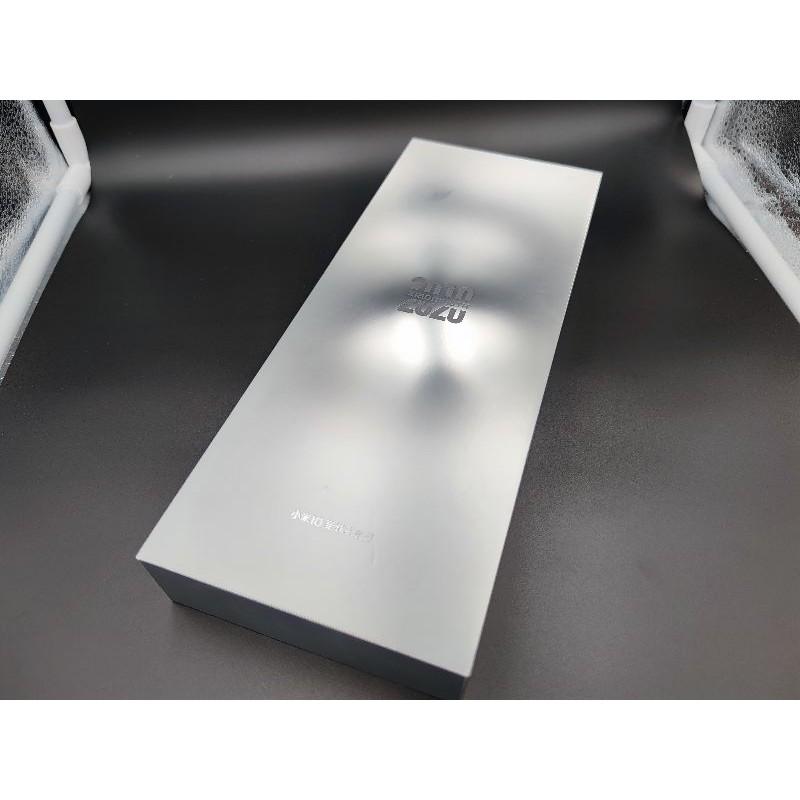 二手 小米10至尊紀念版 12/256G 陶瓷黑