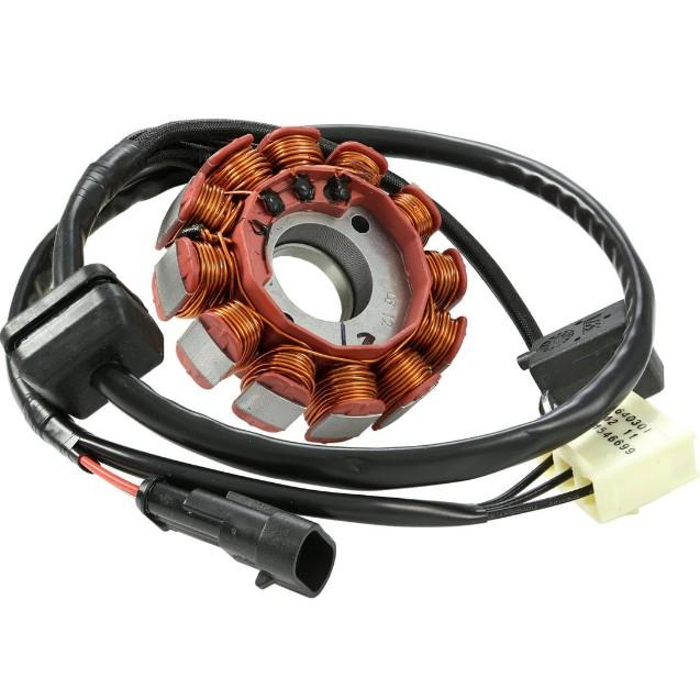 【批發市場】VESPA偉士牌 2V-電盤內仁(線圈) 640301