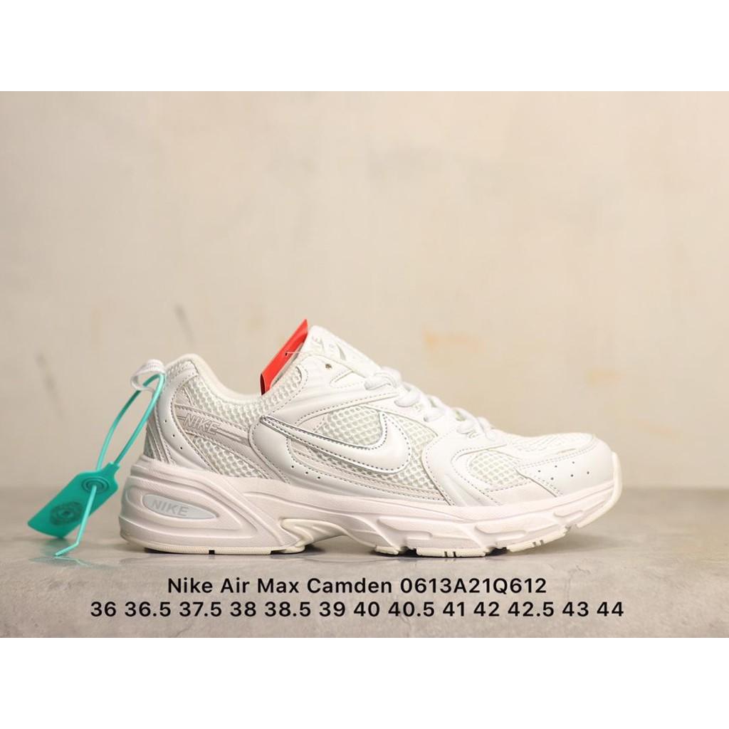 耐吉Nike Air Max Camden Slide 時尚休閑慢跑鞋 白