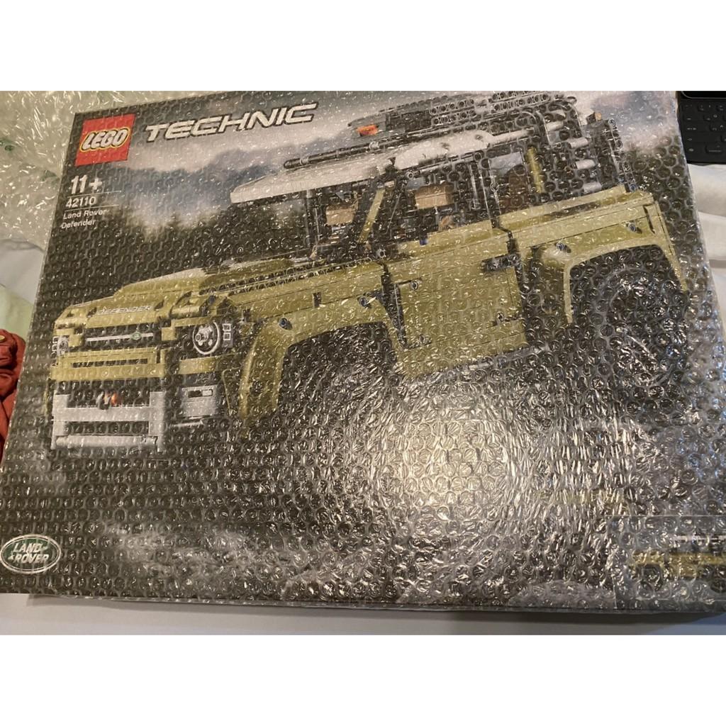LEGO-42110-路虎