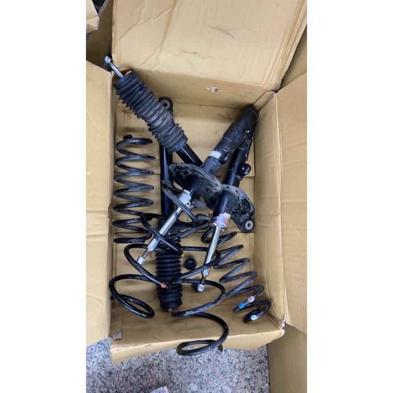 二手 HONDA  CRV5  原廠避震器 5代CRV 避震器 9成新