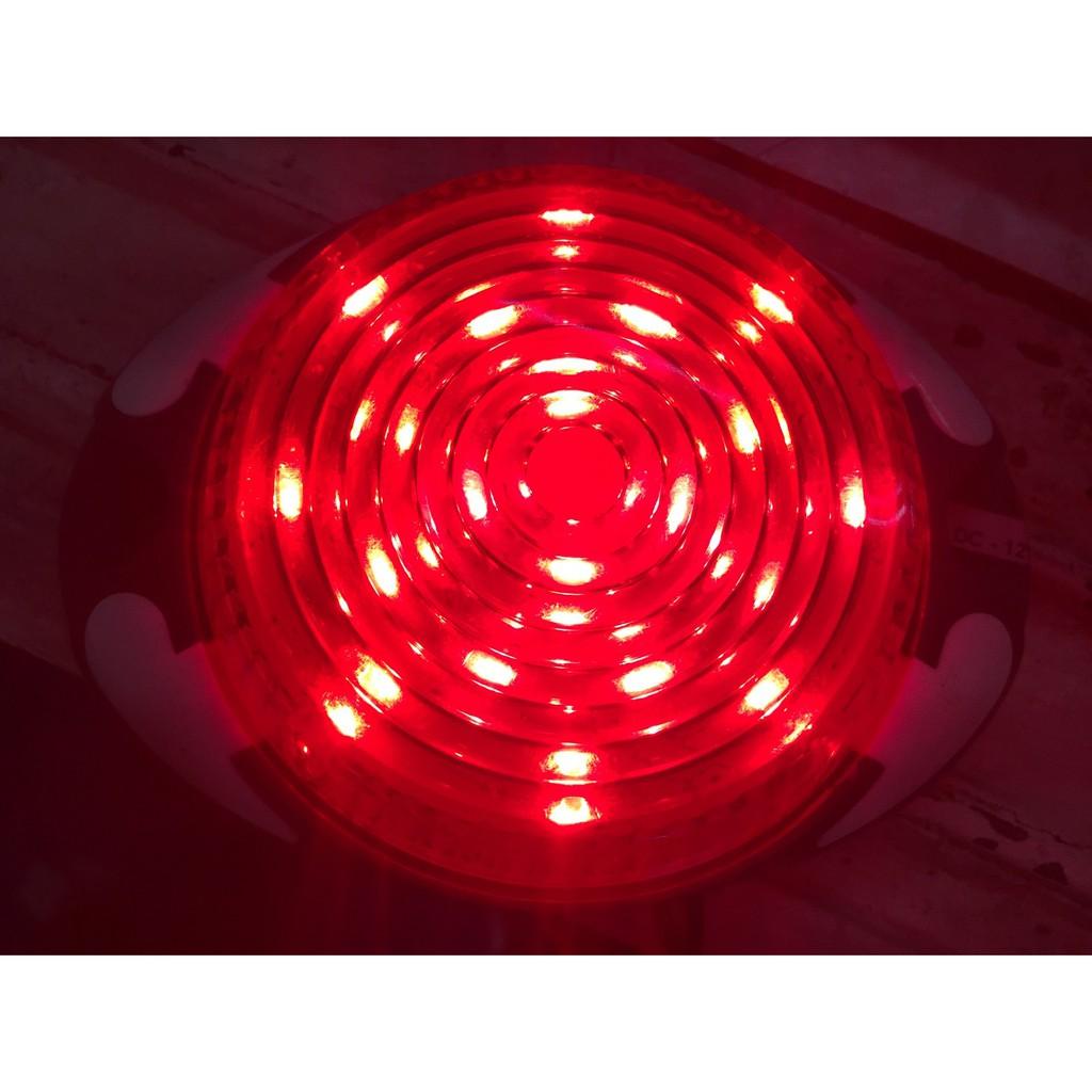 LED 12V 圓形 後燈 尾燈 倒車燈 剎車燈 方向燈 小燈 邊燈 側燈 貨車 卡車 拖車 沙石車