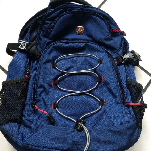 SWISSGEAR 瑞士軍刀電腦包/雙肩包/後背包(9成新)