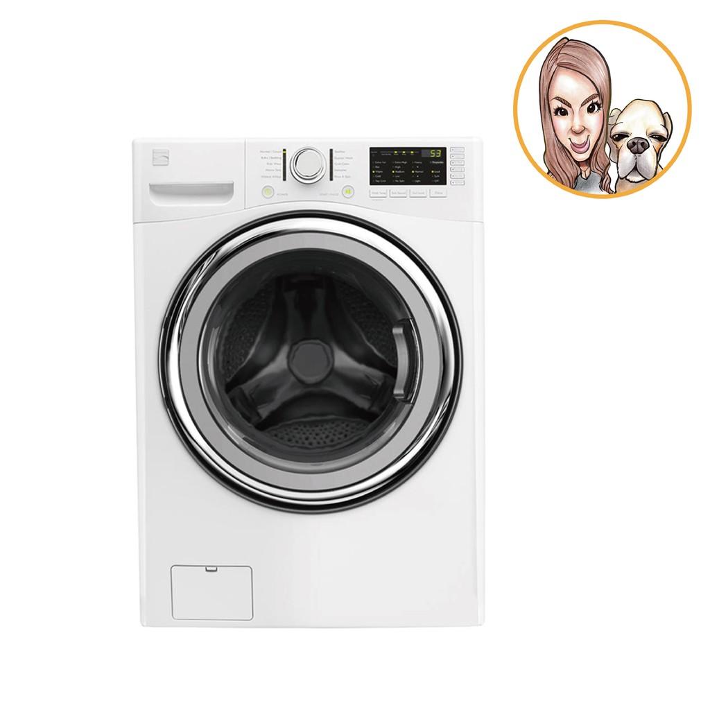 Kenmore 楷模 滾筒式洗衣機 41302