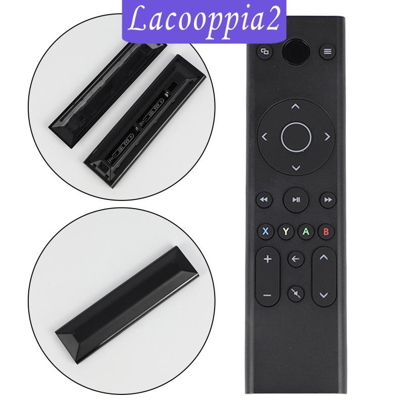 [Lacooppia2] Xbox One 遊戲配件的媒體遙控器黑色備件