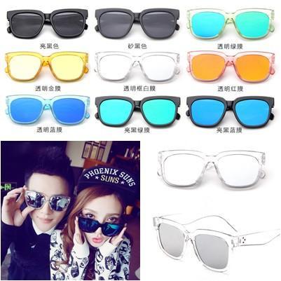 【5078】潮款復古多色太陽眼鏡119元