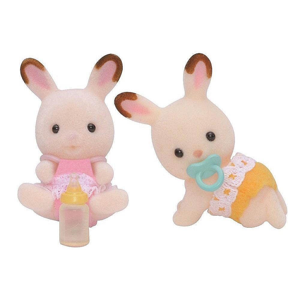 EPOCH森林家族 可可兔雙胞胎