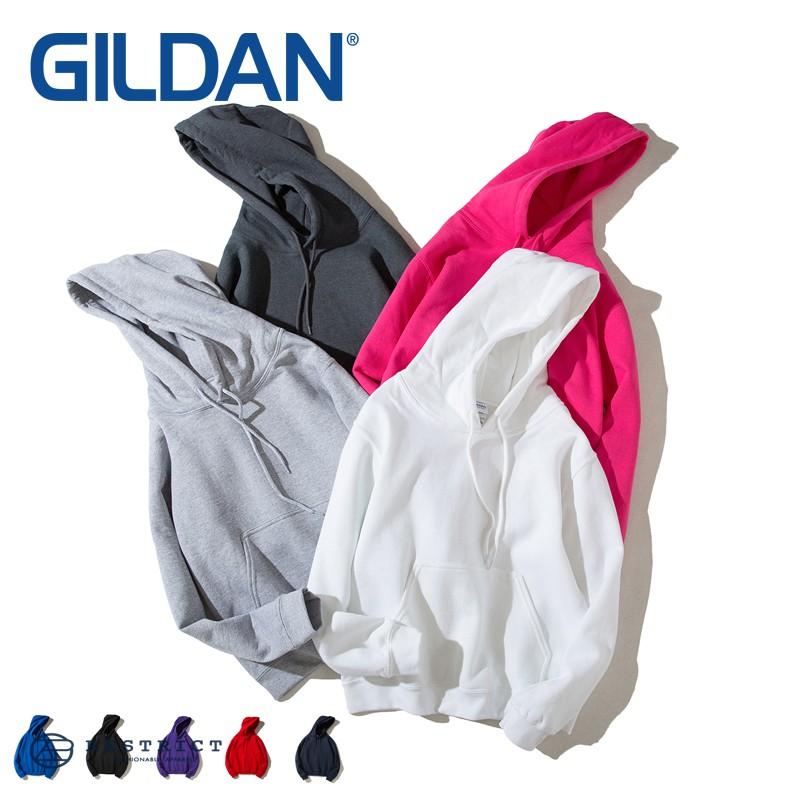 GILDAN 素面帽T 9色 男女可穿 88500