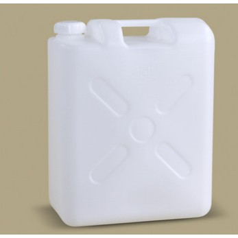 【beautiful】食品級塑膠桶方桶方形桶油桶手提式塑膠桶25升L公斤KG