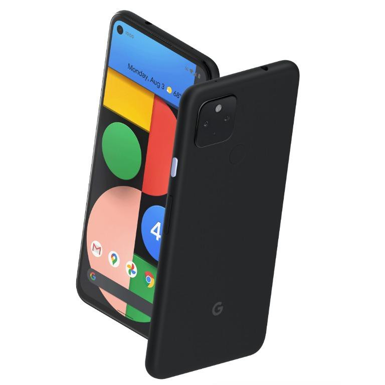 Google Pixel 4a 5G 黑(6G/128G) 下單即贈智慧插座(價值599元)