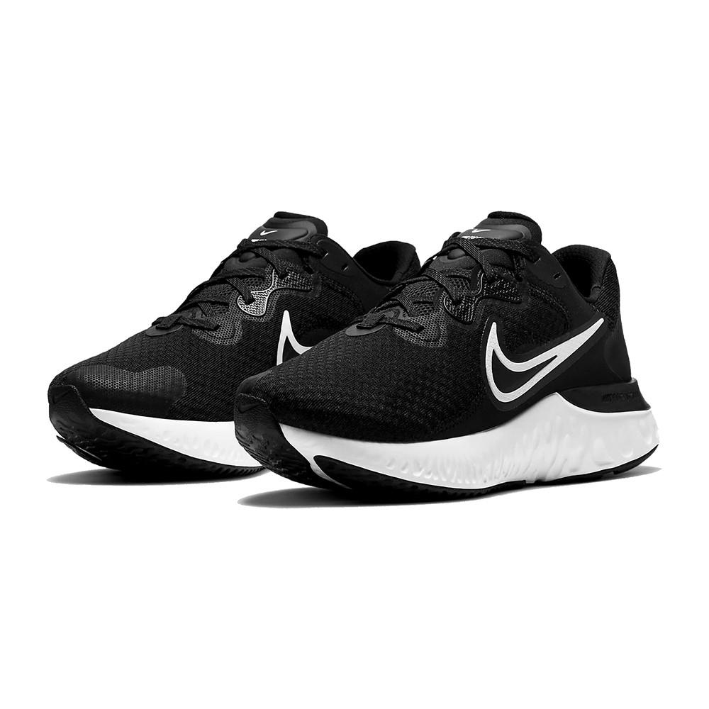 NIKE RENEW RUN 2 黑 男 透氣 緩震 運動 慢跑鞋 CU3504005