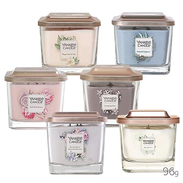 美國 YANKEE CANDLE 香氛蠟燭 96g/347g/552g 款式可選 木蘭茉莉 柏樹 牡丹-YES美妝