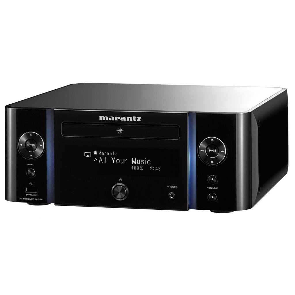 Marantz M-CR611 網路 CD FM Wi-Fi 音響主機