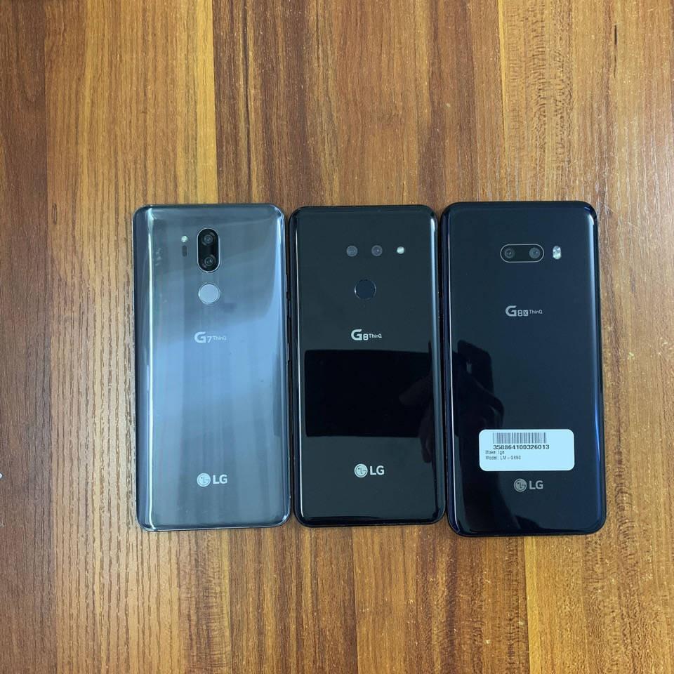 二手 LG 手機 LG G8 ThinQ美版G7 G8X全網通4g 高通855CPU游戲手機