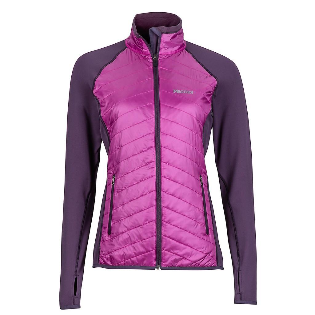 【Marmot 美國】Wm's Variant Jacket 彈性保暖外套 夜影/紫色蘭花 89870