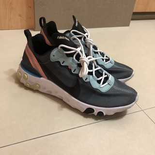 Nike React Element 55 BQ6166-300 Jordan Kobe Lebron Curry 臺北市