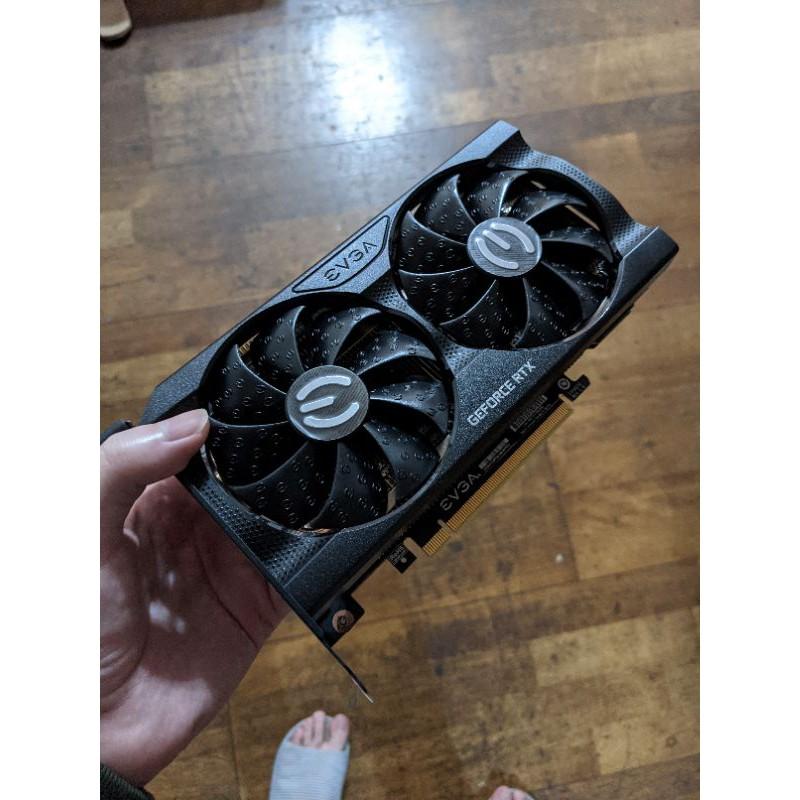 「換 AMD 6800XT優先」EVGA RTX 3060Ti XC GAMING 8G 已註冊5年保 現貨