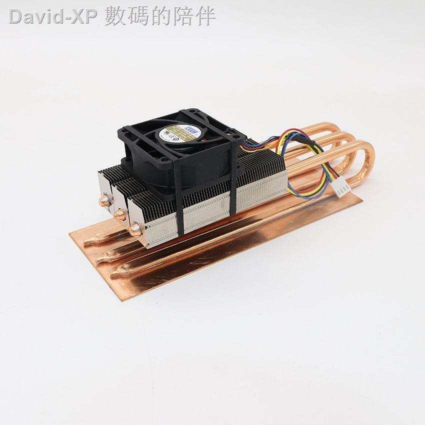 (現貨)◄RTX3090電腦顯卡背板純銅散熱片3060 3080顯卡散熱器輔助風冷散