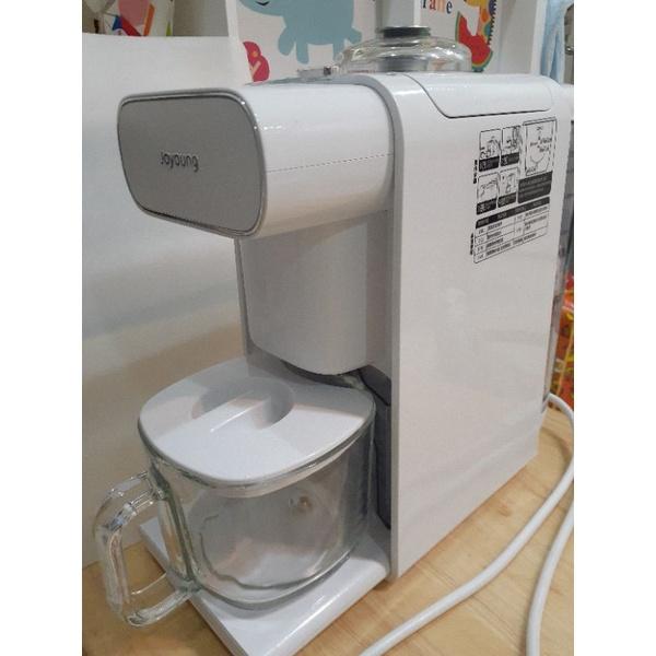 【九陽Joyoung】二手 免清洗全自動多功能飲品豆漿機DJ10M-K91