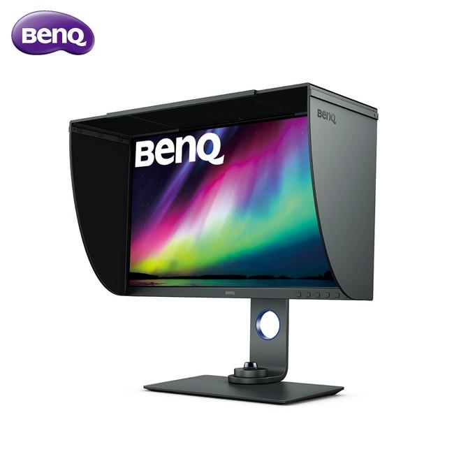 BenQ 27吋 SW270C IPS LED 專業攝影修圖 螢幕 99% Adobe RGB 色域【明基】免運