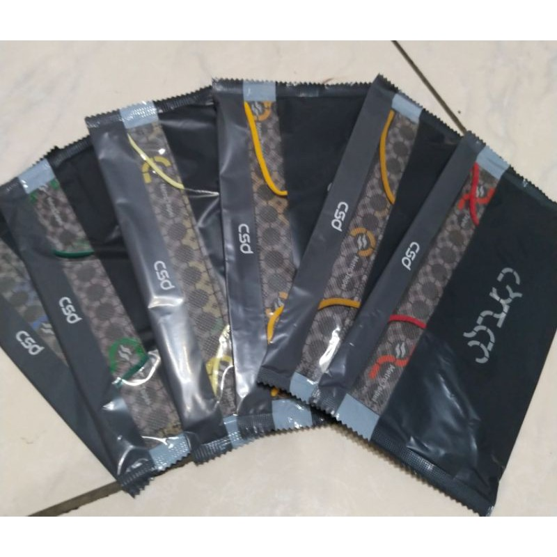 🎉限量絕版-中衛CSD台北捷運25週年紀念口罩共六種顏色整組(非醫療)