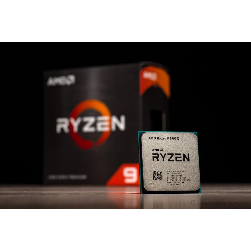免搭零件 全新 AMD Ryzen™ 9 5900X R9 CPU 5600x 5800x 5950x