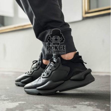 全新愛迪達 Adidas Y3 Yohji Yamamoto Kaiwa 山本耀司 黑武士 老爹鞋  鞋子
