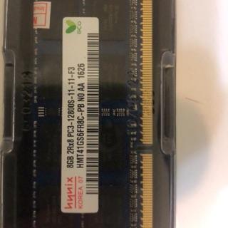 筆電 NB 記憶體 DDR3 1600 8G 台北市