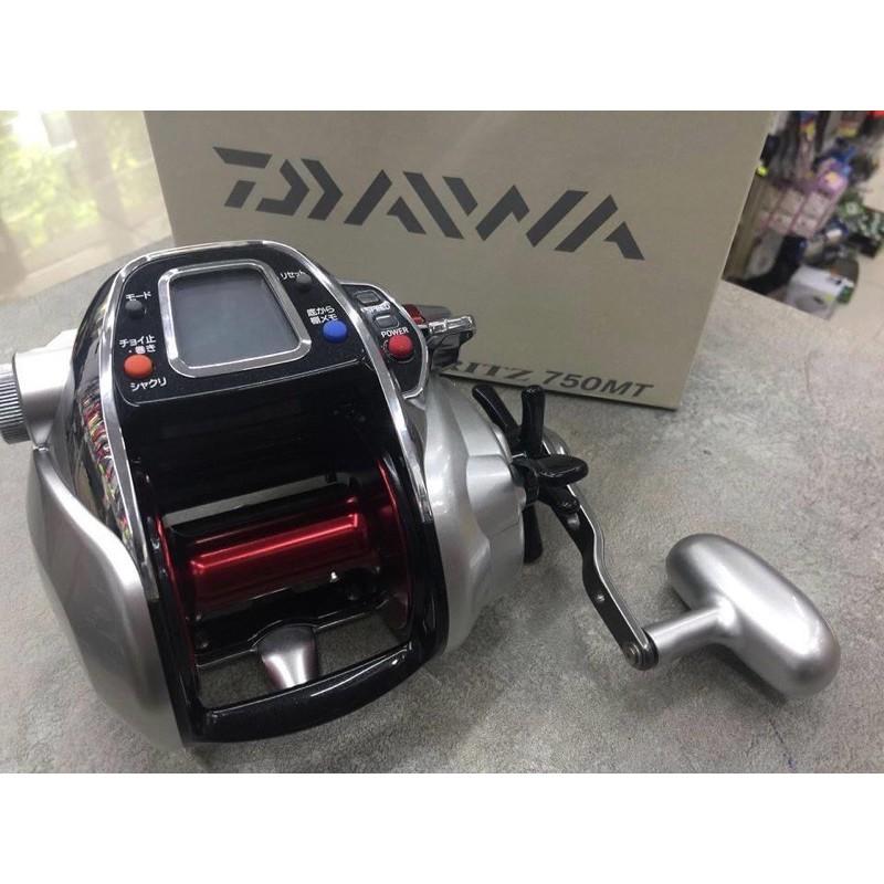 玩家  DAIWA  (銀怪) LEOBRITZ 750MT