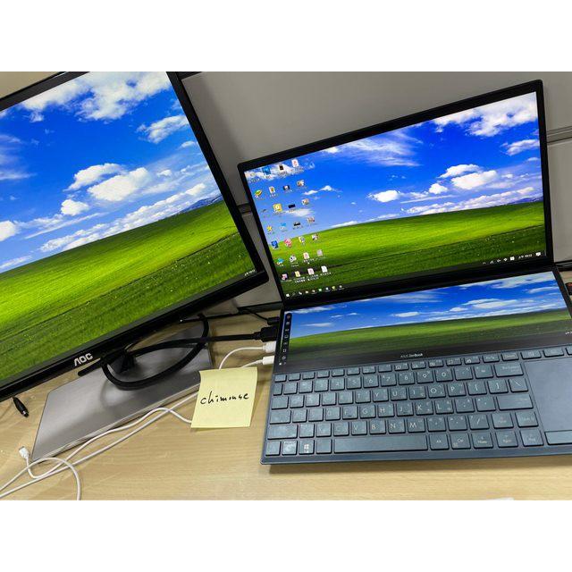 ASUS Zenbook Duo UX481FL i7/16g/1T