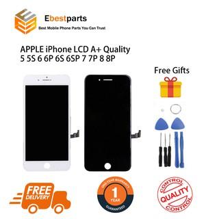 現貨 全新 AAA級 Iphone 6 6Plus 6S 7 8螢幕總成  Iphone 5 5s LCD螢幕 工廠直銷