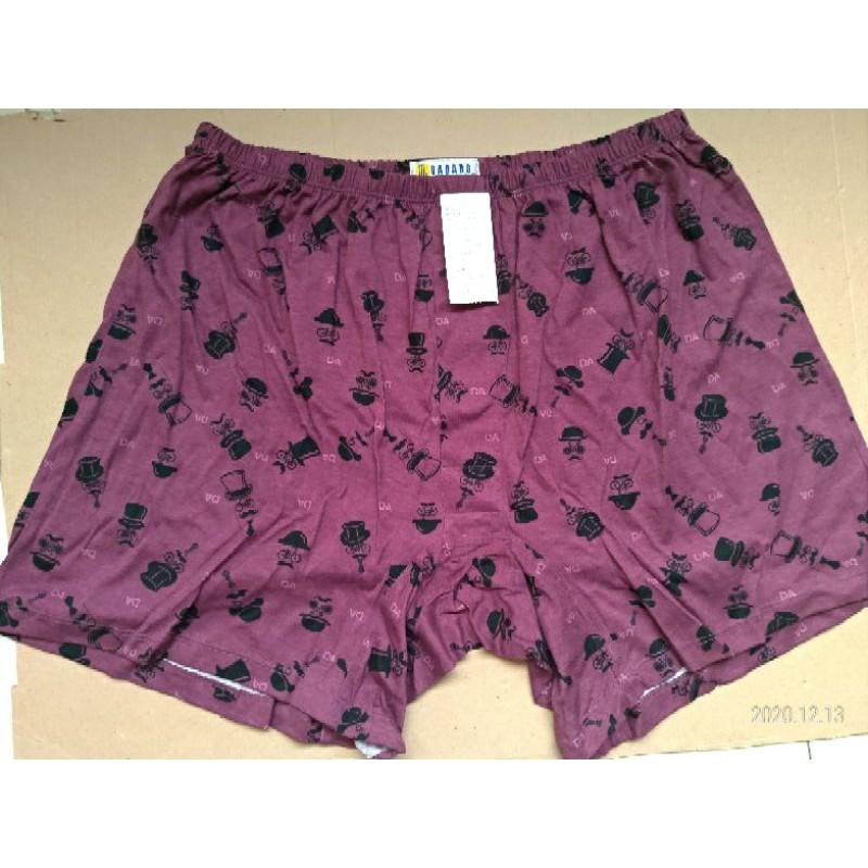 菲比小舖 華歌爾 Mr. DADADO 華歌爾男士內褲 四角內褲 LL XL個性休閒平口褲 新男體美學