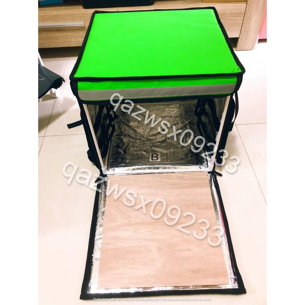 🌷現貨熱銷🌷Ubereats 四代黑包.五代六代新綠包大箱專用底板