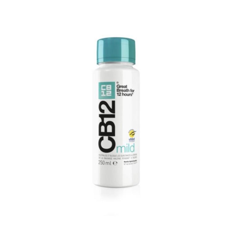 06S|CB12 溫和清新 漱口水
