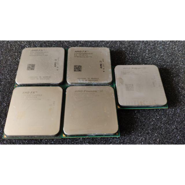AMD FX 6100 6300 8120 8150 8320 8320E 8350 8370