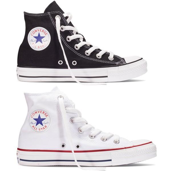 CONVERSE~All Start-基本款中筒帆布鞋 M9160C M7650C