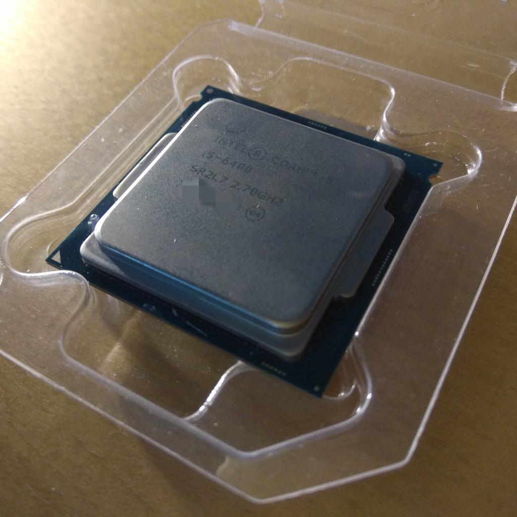 [二手]英特爾Intel Core I5-6400 / SR2L7 / 2.70GHz