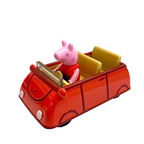TOMICA 多美 Dream騎乘系列 佩佩豬