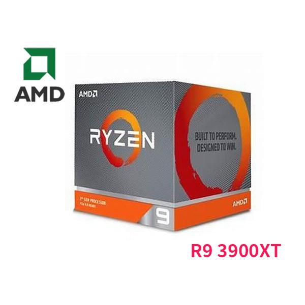 AMD R9 3900XT 12核 3.8GUp 4.7G 70M/105W/PCIe4.0 CPU