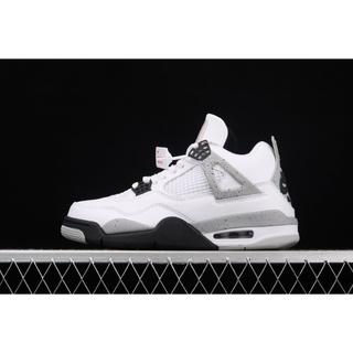 Air Jordan 4 White Cement AJ4 喬4白水泥 白灰 840606-192
