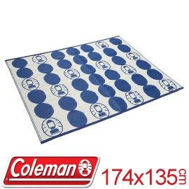 【Coleman 美國 戶外野餐毯】CM-30416/野餐毯/毯子/坐墊/睡墊/露營