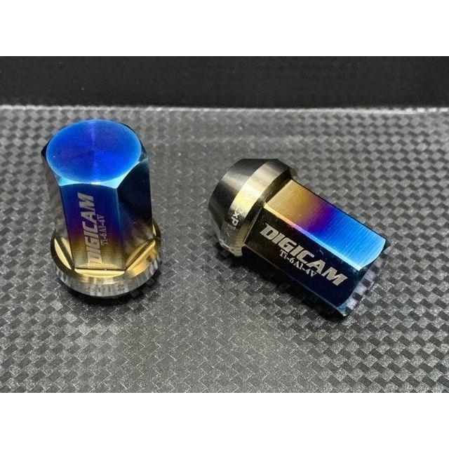 日本 Digicam 鈦合金 鋁圈螺絲 鈦合金螺絲 鍛造螺絲 鋼圈螺絲
