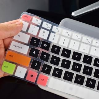 ♝羅技MK470 K580鍵盤保護貼膜臺式機藍牙無線鍵鼠套裝防塵罩套