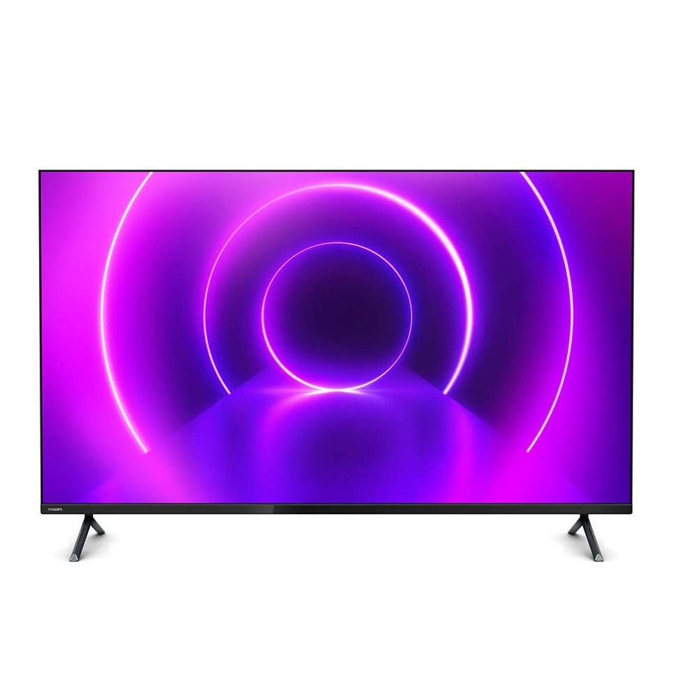 【Philips 飛利浦】50型 4K UHD 智慧聯網 3G+16G 液晶電視/顯示器+視訊盒 50PUH8225