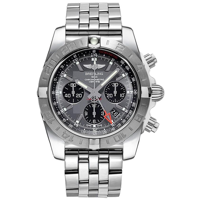 崔Sir時計 百年靈Breitling Chronomat 44 GMT(全省可面交)