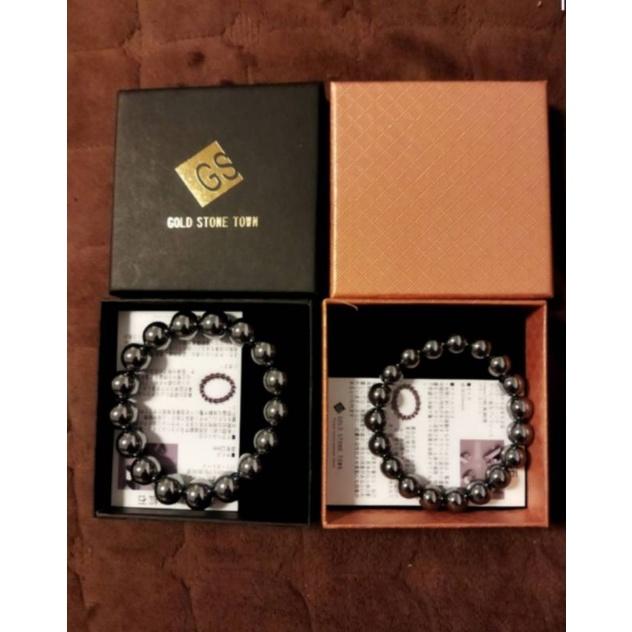 鈦赫茲手鍊(男12mm)(女10mm)每一條150元