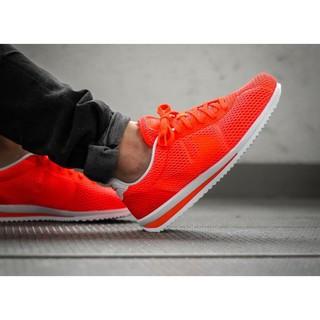 正品NIKE CORTEZ ULTRA BR 男鞋 慢跑運動鞋 阿甘鞋 橘白 833128-800