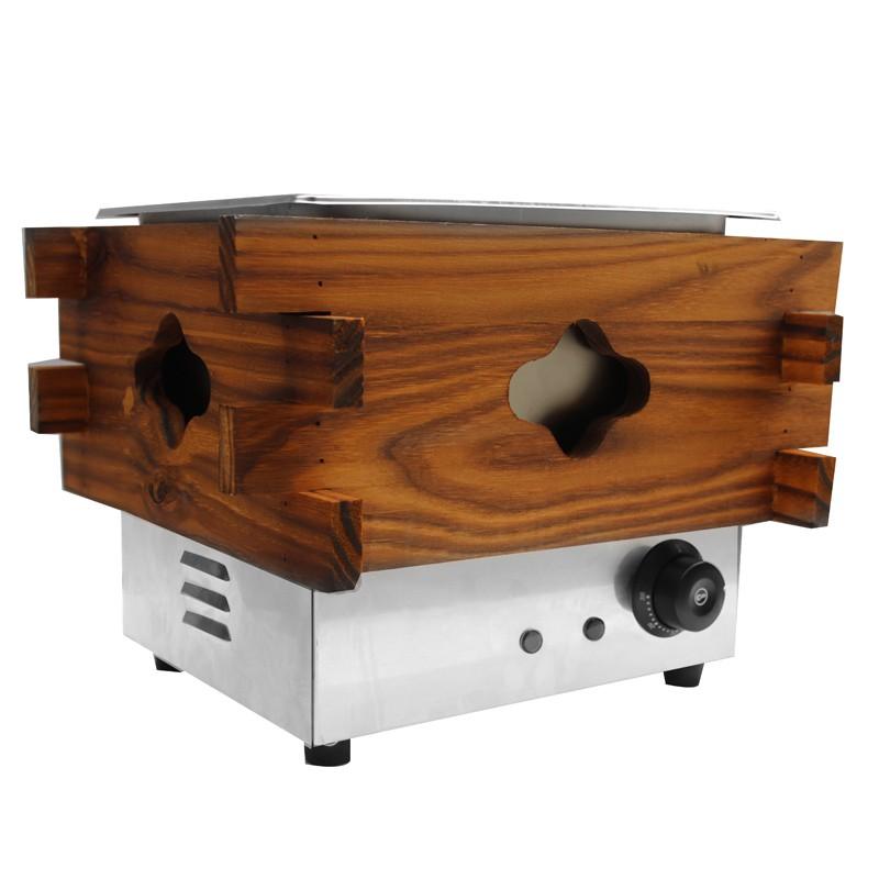已投保產物險 9格 日式造型 關東煮機 保溫湯鍋  商用 單缸 控溫 110V/220V 有附鐵蓋 保固一年