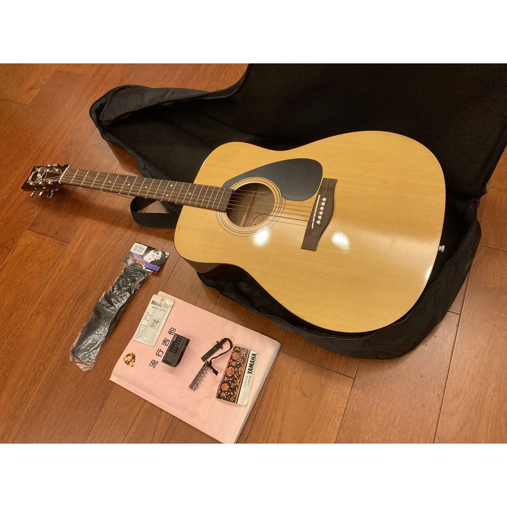 (二手品) YAMAHA F210 民謠吉他 木吉他 入門 初階 練習