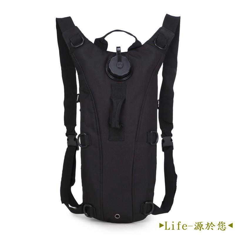 ▶Life-源於您◀☆☞ ☆水袋背包 戶外軍迷彩自行車騎行包運動3L內膽野戰術水袋背包